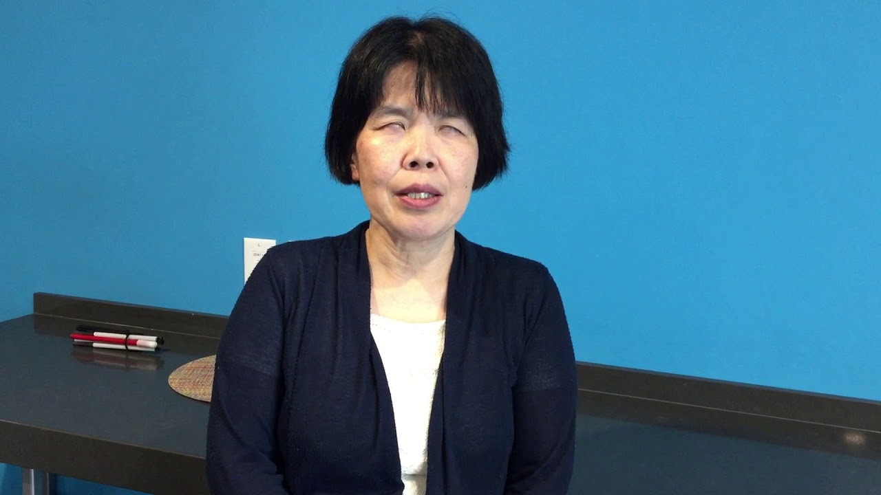 Embedded thumbnail for Ms. Michiko Tabata, President, Asia pacific Region, World Blind Union