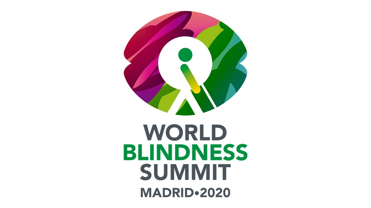 Embedded thumbnail for Anuncio de World Blindness Summit Madrid 2020: La mirada de todos